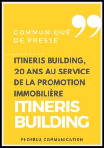 Communiqué Presse Phoebus -Itineris Building